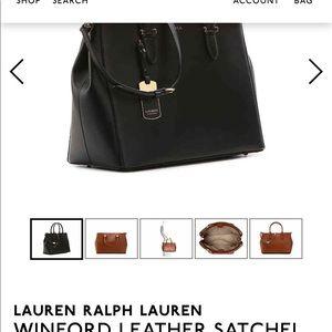 Lauren Ralph Lauren Bags - Ralph Lauren Winford Satchel